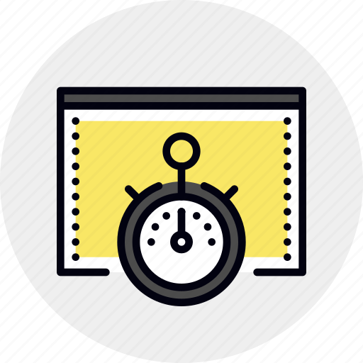 internet, loading, speed, web, website icon
