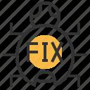 bug, fixing, antivirus, protect, protection, security, virus
