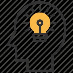 business, creative, design, finance, idea, web icon