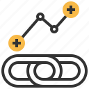 building, link, business, connection, finance, internet
