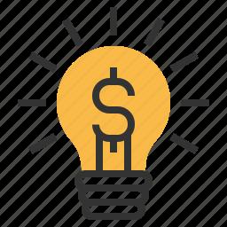 business, creative, design, finance, idea, marketing, seo icon
