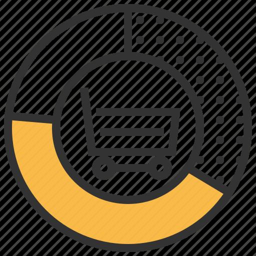 analysis, analytics, graph, market, report, statistics icon