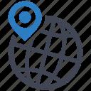 gps, location, map