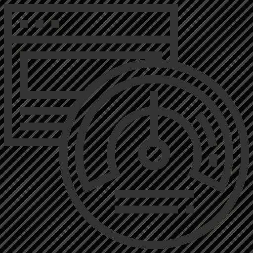 business, concept, engine, monitor, optimization, search, seo icon