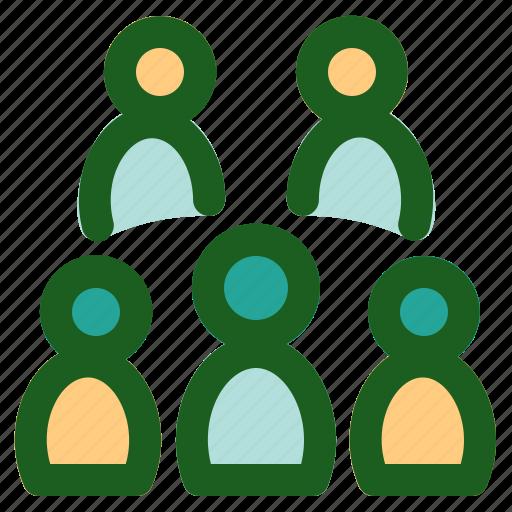 crowdsourcing, marketing, networking, online icon