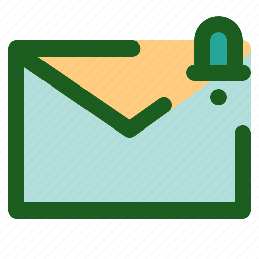 email, marketing, networking, notification, online icon