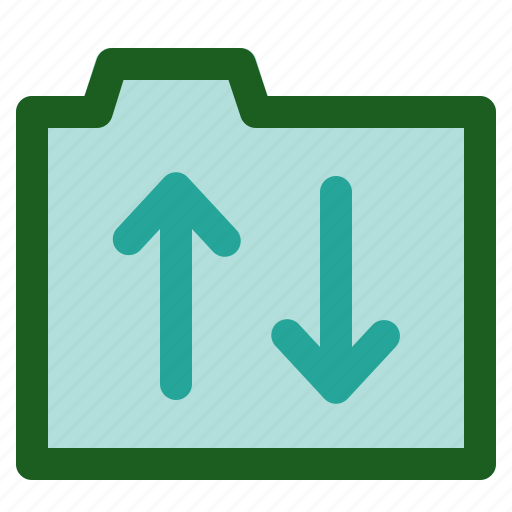 Networking, marketing, online, file, transfer, protocol icon