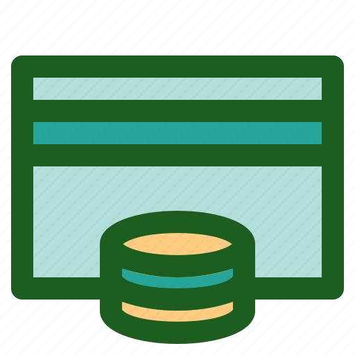 Marketing, online, networking, payment, method icon