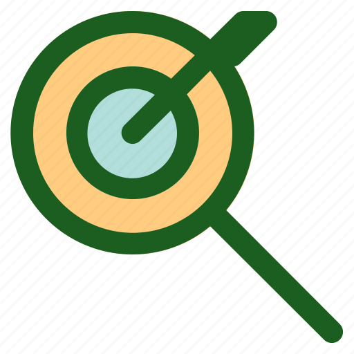 keyword, marketing, networking, online, target icon