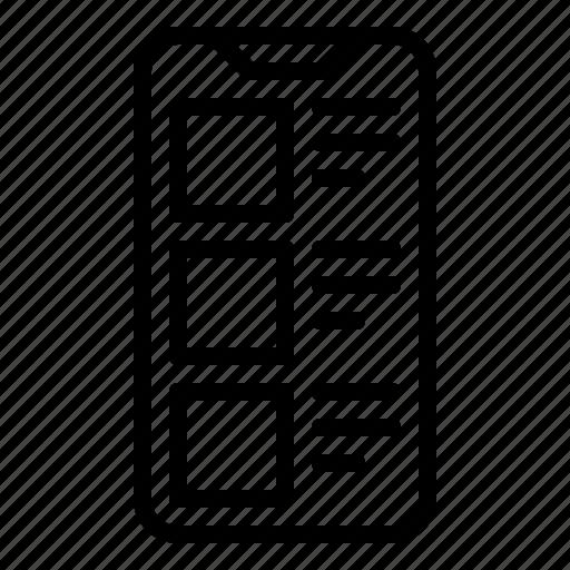 device, iphone, phone, seo, smartphone icon