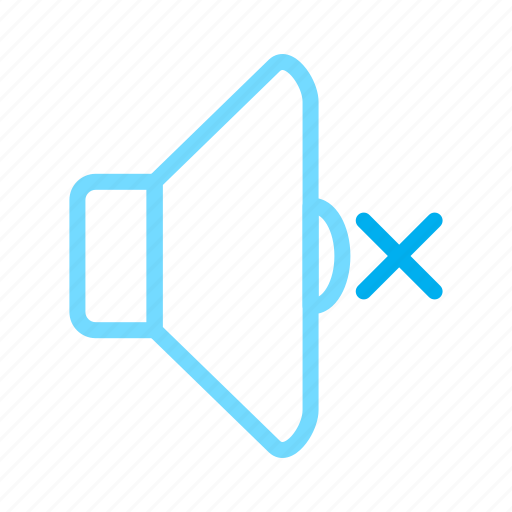 Music, mute, sound icon - Download on Iconfinder