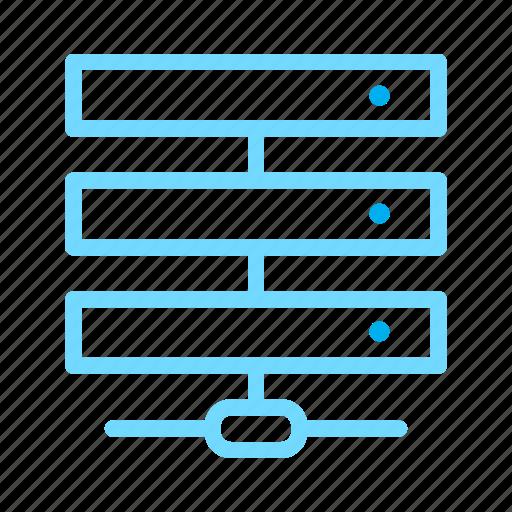 Server, storage icon - Download on Iconfinder on Iconfinder