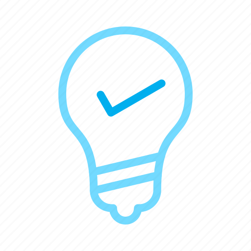 Bulb, idea, light, light bulb icon - Download on Iconfinder
