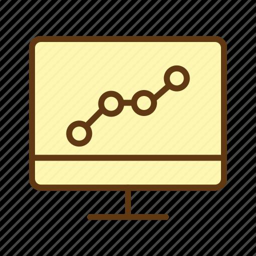 dashboard, report, search analytics, seo monitoring, statistics, web analytics icon