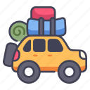 car, family, happy, travel, trip, vacation, vehicle
