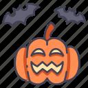 halloween, holiday, horror, pumpkin, scary, spooky