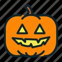 autumn, halloween, horror, jack, lantern, pumpkin, thanksgiving icon