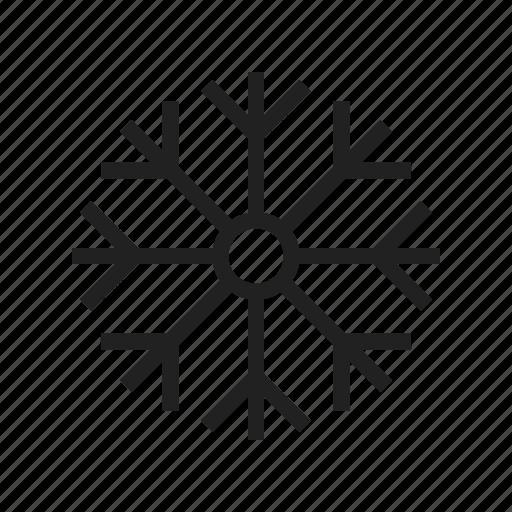 frost, ice, snow, snowflake, snowflakes, white, winter icon