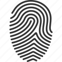 print, finger, touch, finger print, trace, fingerprint, biometric