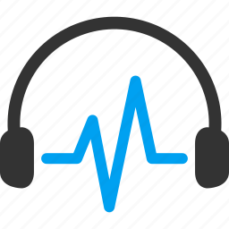 communication, earphone, headphone, headset, listen, listening, sound icon