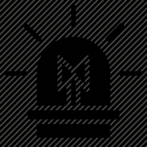 Alarm, alert, security, siren, urgent icon - Download on Iconfinder