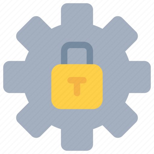 padlock, process, protection, secure, security icon