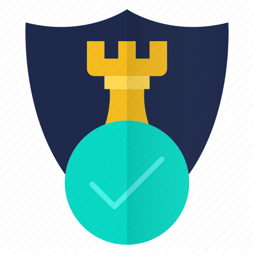 defence, encryption, firewall, guard, protection, security icon