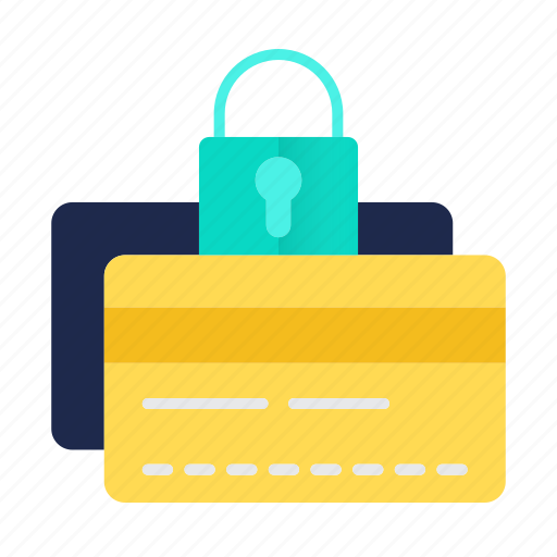 card, credit, payment, protection, secure, security icon