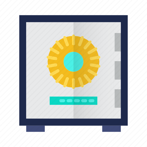 Locked, protection, safe, secure, security, vault icon - Download on Iconfinder