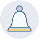 alarm, alert, bell, notification, security, sound icon