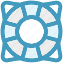 guard, help, life, ocean, ocean tube, security, tube icon