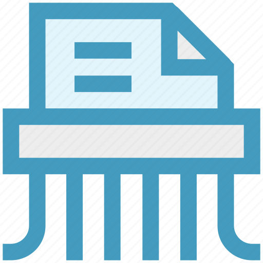 Confidential, data destroyed, destroyed, document, file, privacy, secret icon - Download on Iconfinder