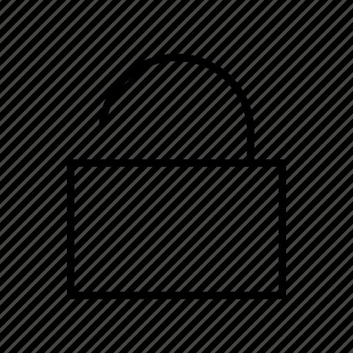 firewall, line, password, protect, unlock icon