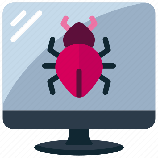 Bug, computer, desktop, internet, protection, security, virus icon - Download on Iconfinder