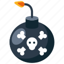 antivirus, bomb, malware, virus
