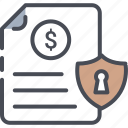 business, data, financial, money, protection, security, shield