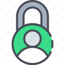 authorization, lock, password, protection, protection lock, security, system
