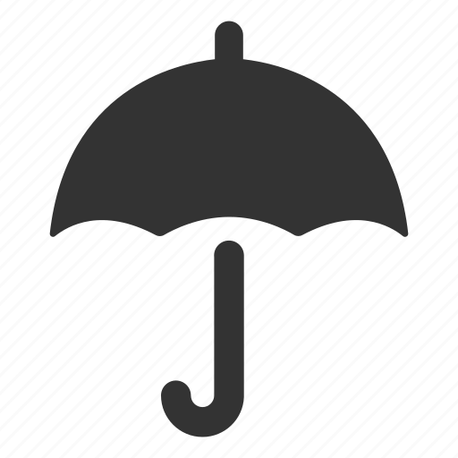 privacy, protected, protection, safe, secure, security, umbrella icon