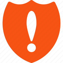 antivirus, guard, problem, protect, protection, security, shield icon