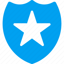 antivirus, guard, protect, protection, security, shield, star icon