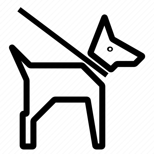 animal, dog, house pet, pet dog, protect, puppy icon