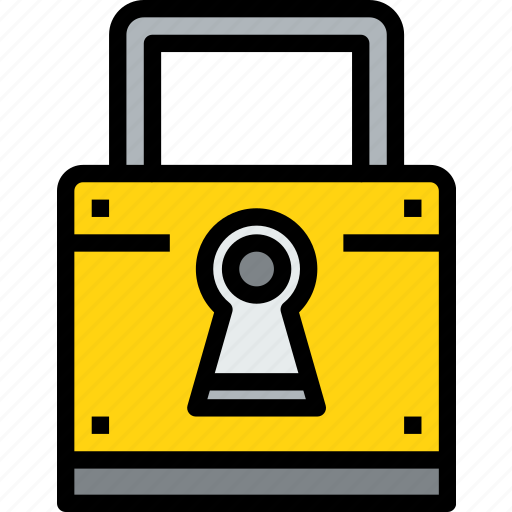 padlock, protect, safe, safety.protection, secure, security icon