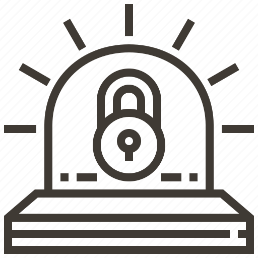 locked, privacy, protect, safety, security, silent icon