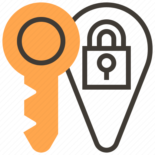 key, privacy, protect, protection, safety, security, unlock icon
