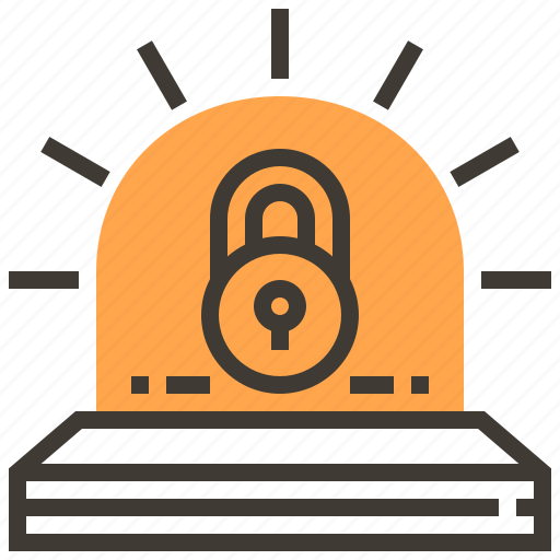 locked, privacy, protect, protection, safety, security, silent icon