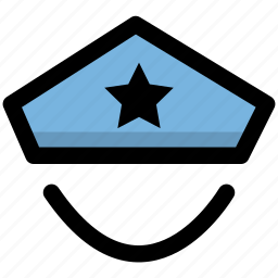insurance, police, protection, safety, security icon