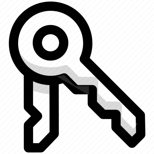 insurance, keys, password, privacy, protection, security, unlock icon