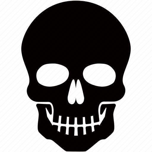 danger, death, piracy, poison, skull, toxic icon