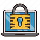 data, online, protection, secure, security, system icon