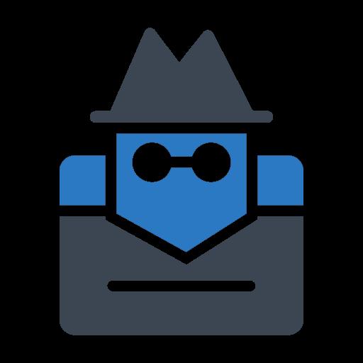 hacker, lock, protect, security, shield icon